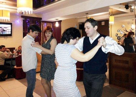 Танец для двоих