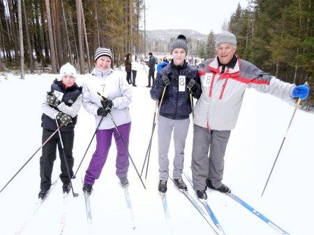Спор за лыжню выиграли ПЖТ и ВГСЧ