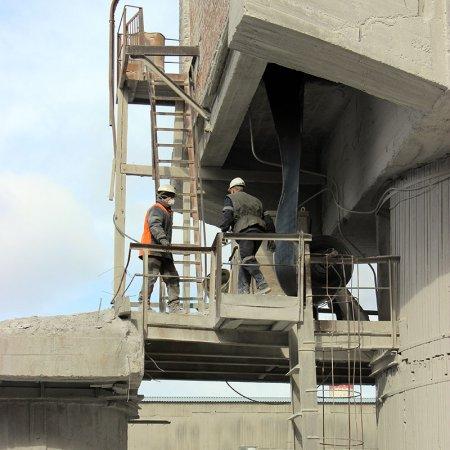На ВОЦе началась серия ремонтов. Сегодня приступили к УД-2