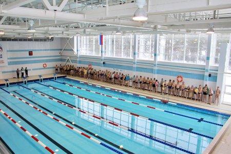 Первенство ВГОКа по плаванию