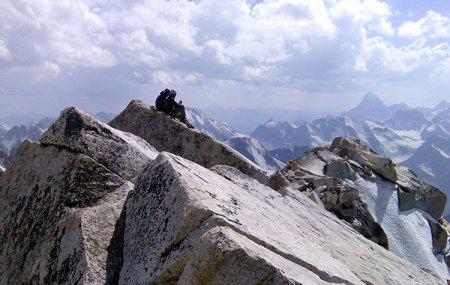 Сохраняйте спокойствие, господа альпинисты!