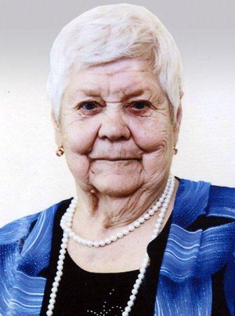 Вера Мамонова.