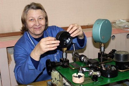 Манометры Ларисы Железковой