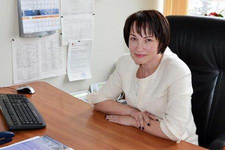 Лариса Медведева.