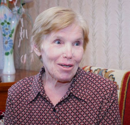 Нина Кизилова.