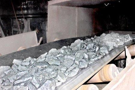 Вот она, 40-миллионная тонна руды.