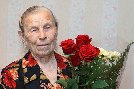 Любовь Южакова из села Южаково
