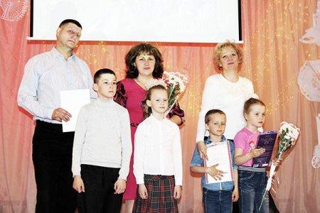 Семьи Бушуевых и Грипенко.