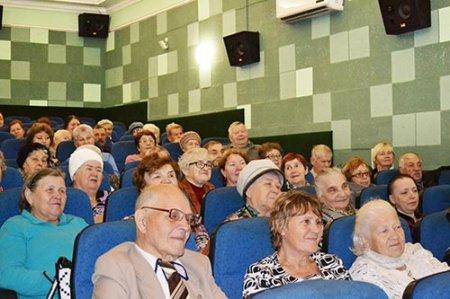 Встреча в кинотеатре