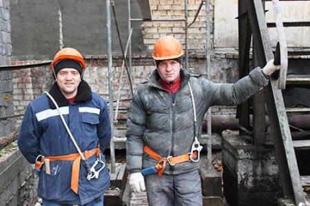Виктор Голованов и Николай Ивков.