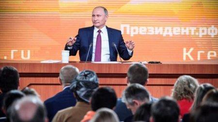 Двое в комнате – я и Путин…