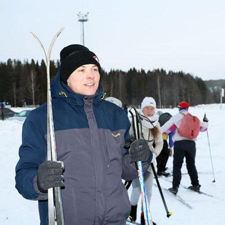 Бросай курить, вставай на лыжи!