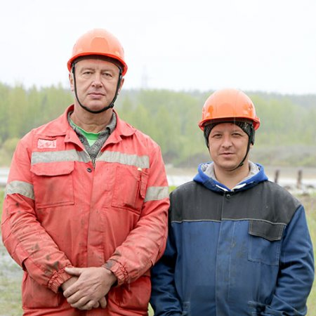 Ростислав Мотыцкий и Владимир Гильфанов.