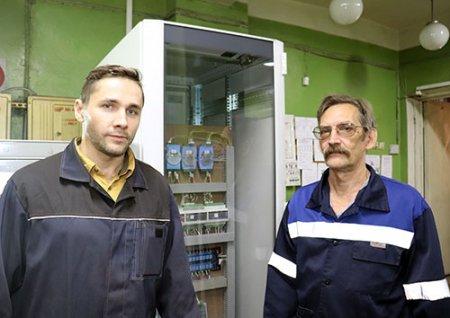Евгений Ложкин и Алексей Кропачев.