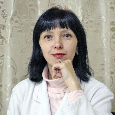 Екатерина Баканова.