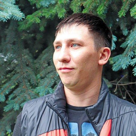 Антон Крупочкин.