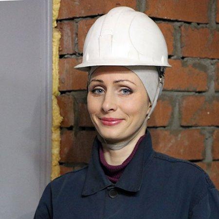 Анна Евстафьева.