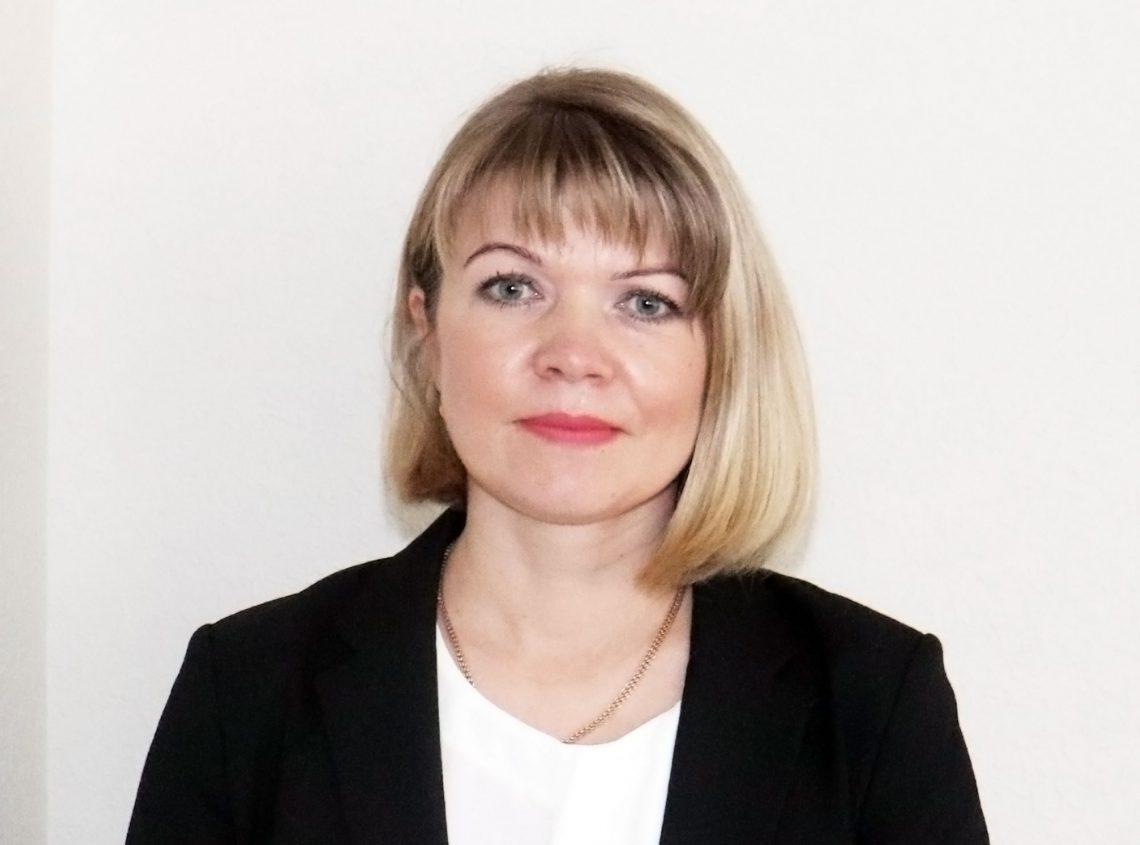 Ольга Смирнова.