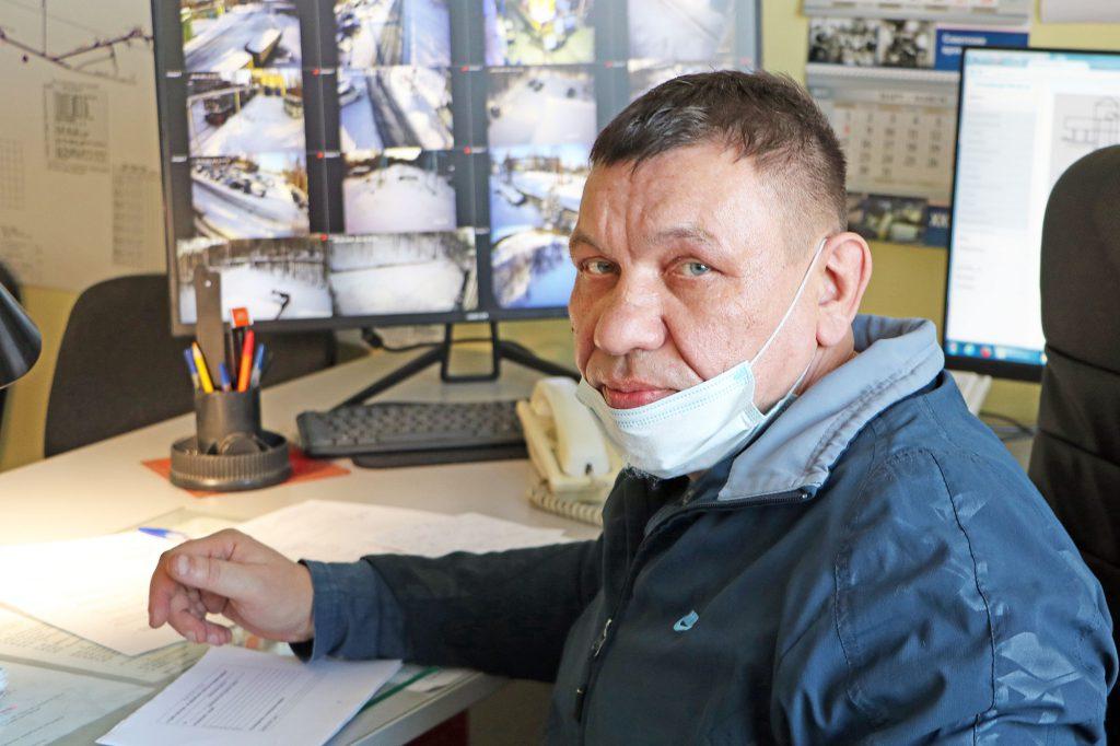 Александр Нагибин.