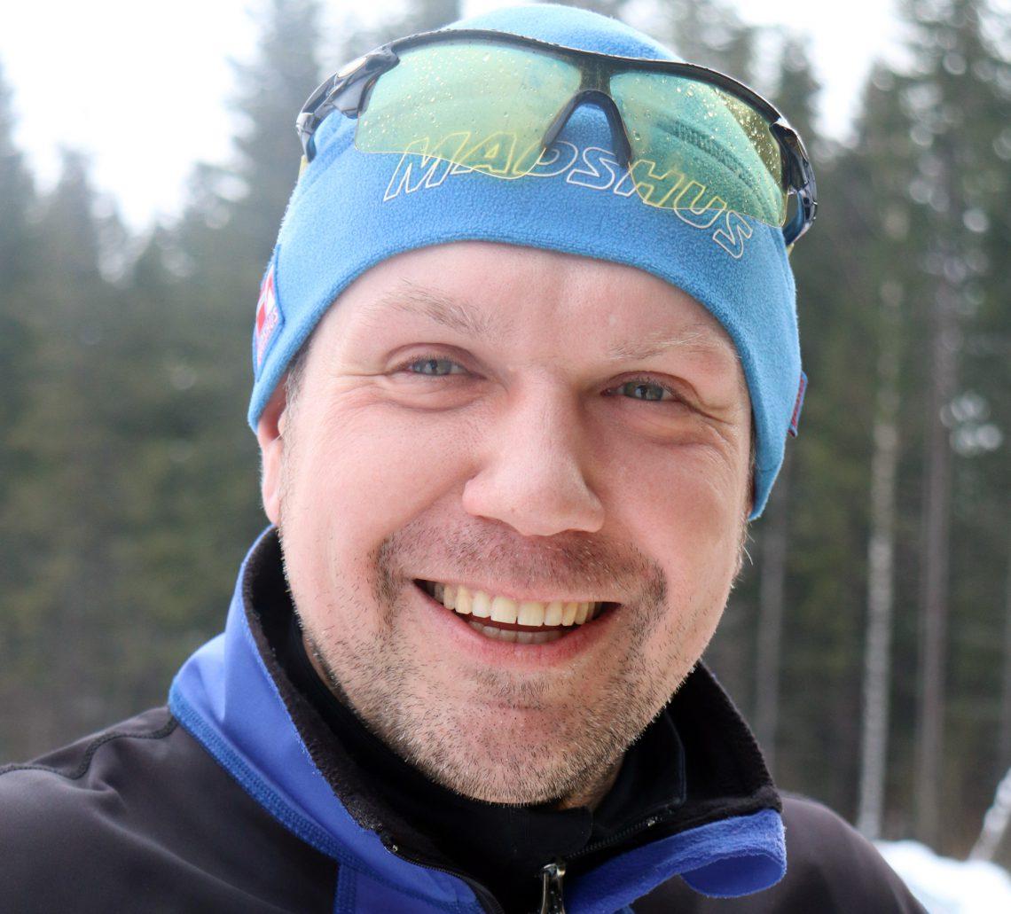 Антон Редькин.