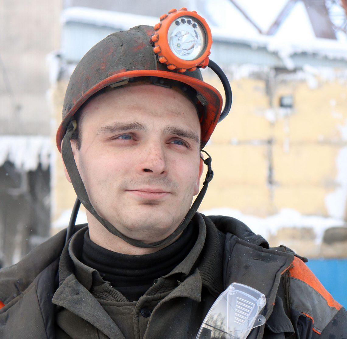 Илья Стародубцев.