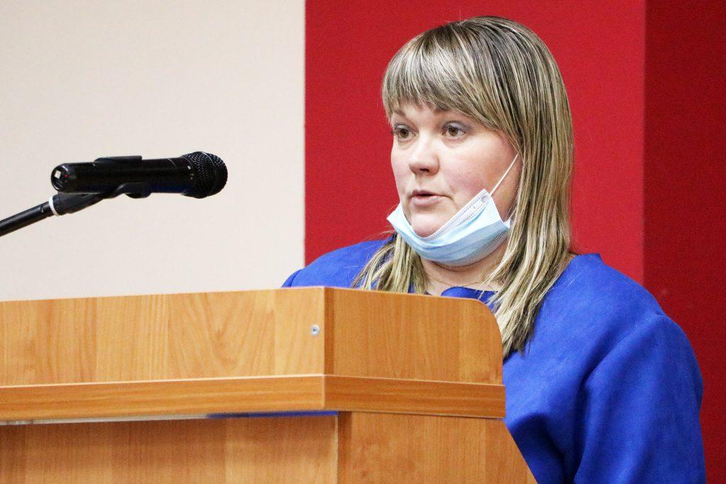 Оксана Буторина.