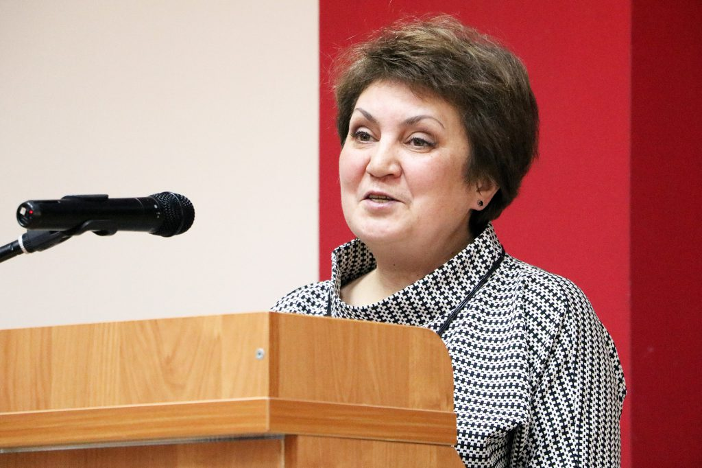 Ирина Ильиных.