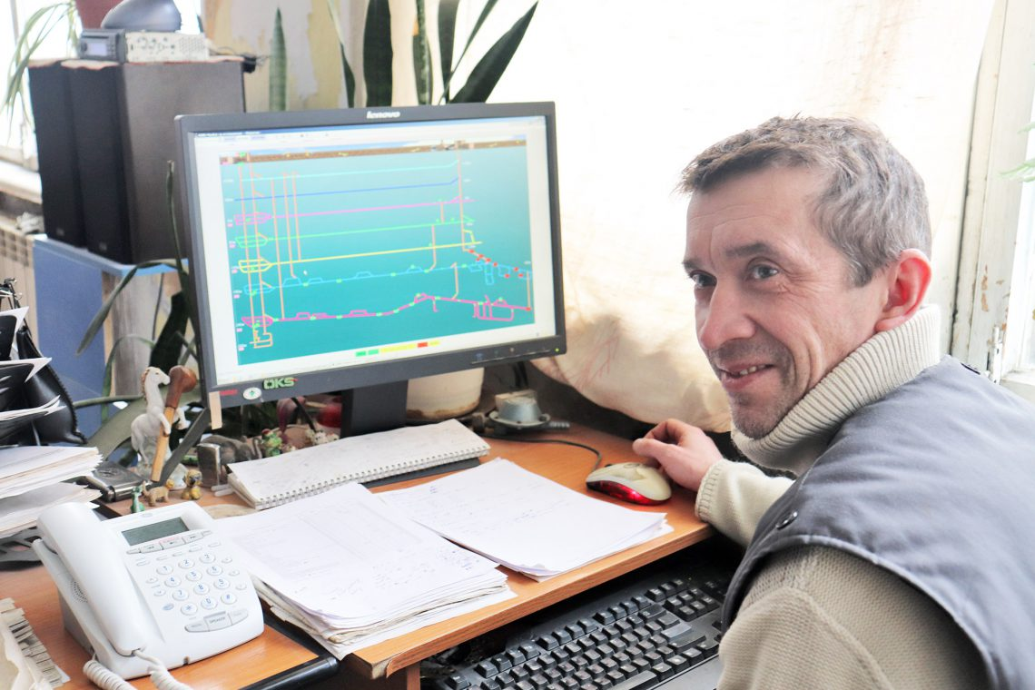 Михаил Быстров.