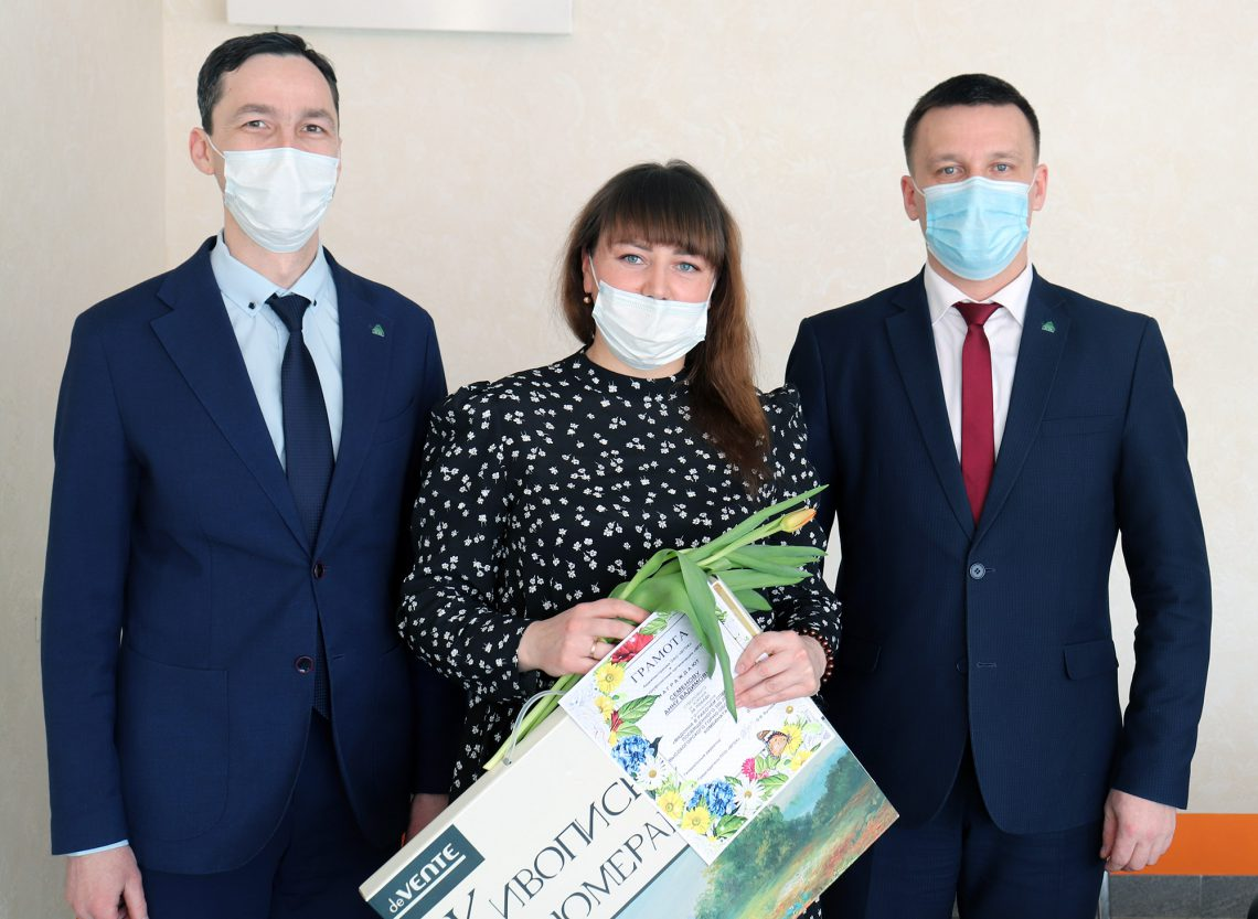 Андрей Андриянов, Анна Семенова, Дмитрий Рыбакин.