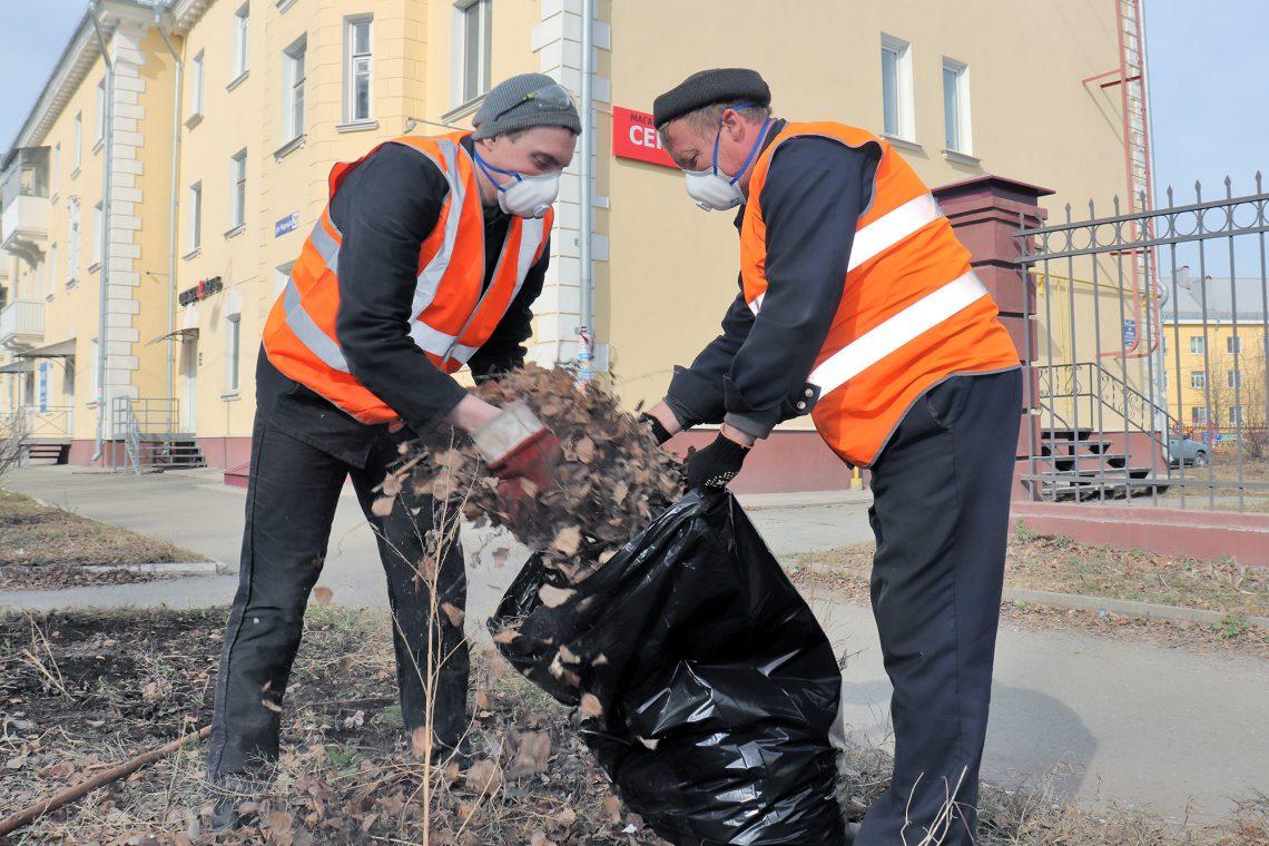 Николай Устиненко и Сергей Кобяков.