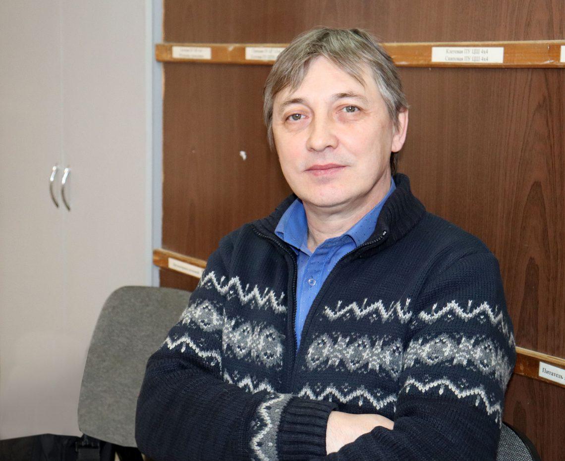 Вадим Шушканов.