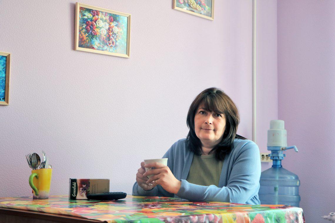 Татьяна Акуленко.