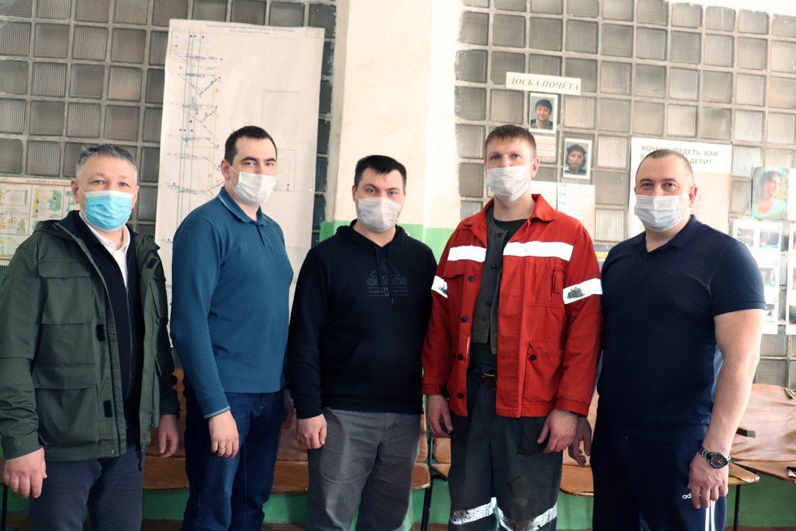 Юрий Анисимов, Михаил Пшеничников, Вячеслав Парфиевич, Антон Редькин, Игорь Соколов.