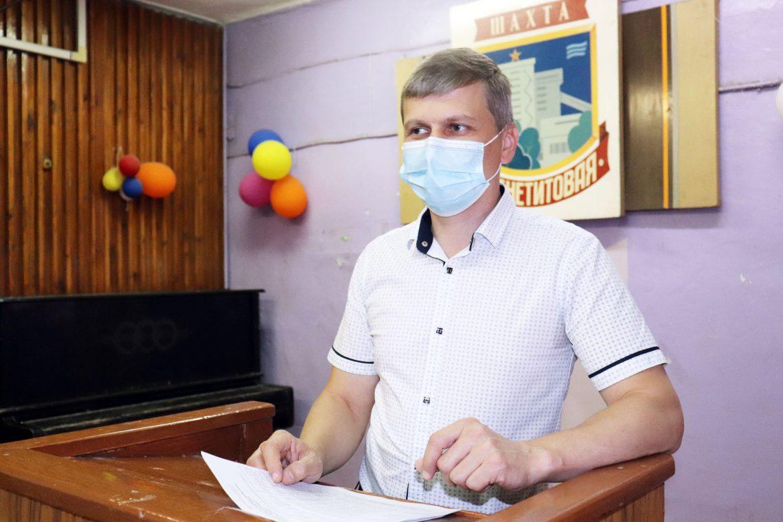 Алексей Медведев.
