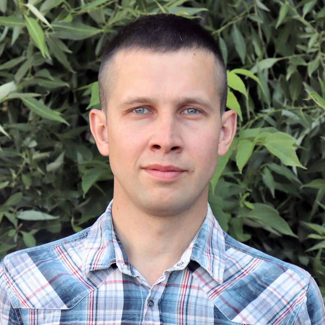 Александр Седышев.