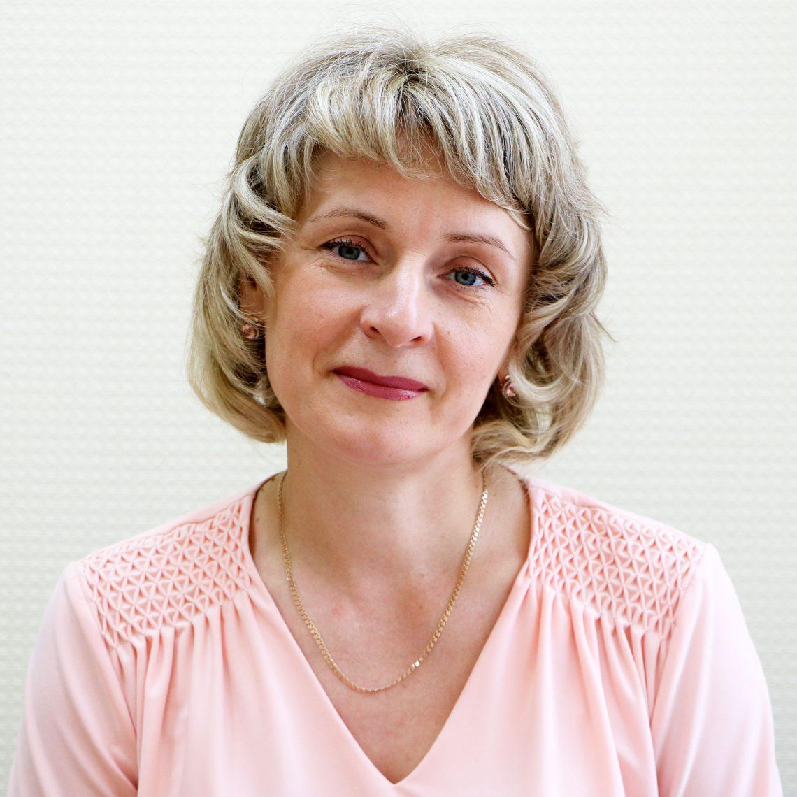 Анна Пермина.