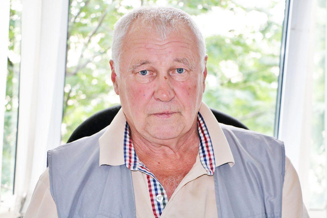 Александр Иванов, 2021 год.