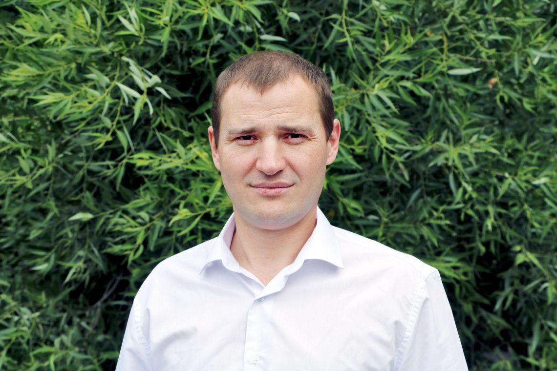 Александр Александров.