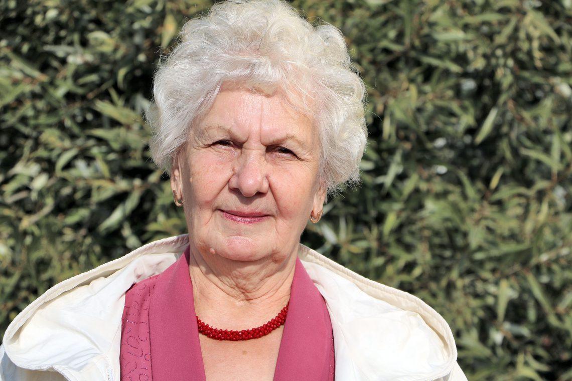 Тамара Скобелкина.